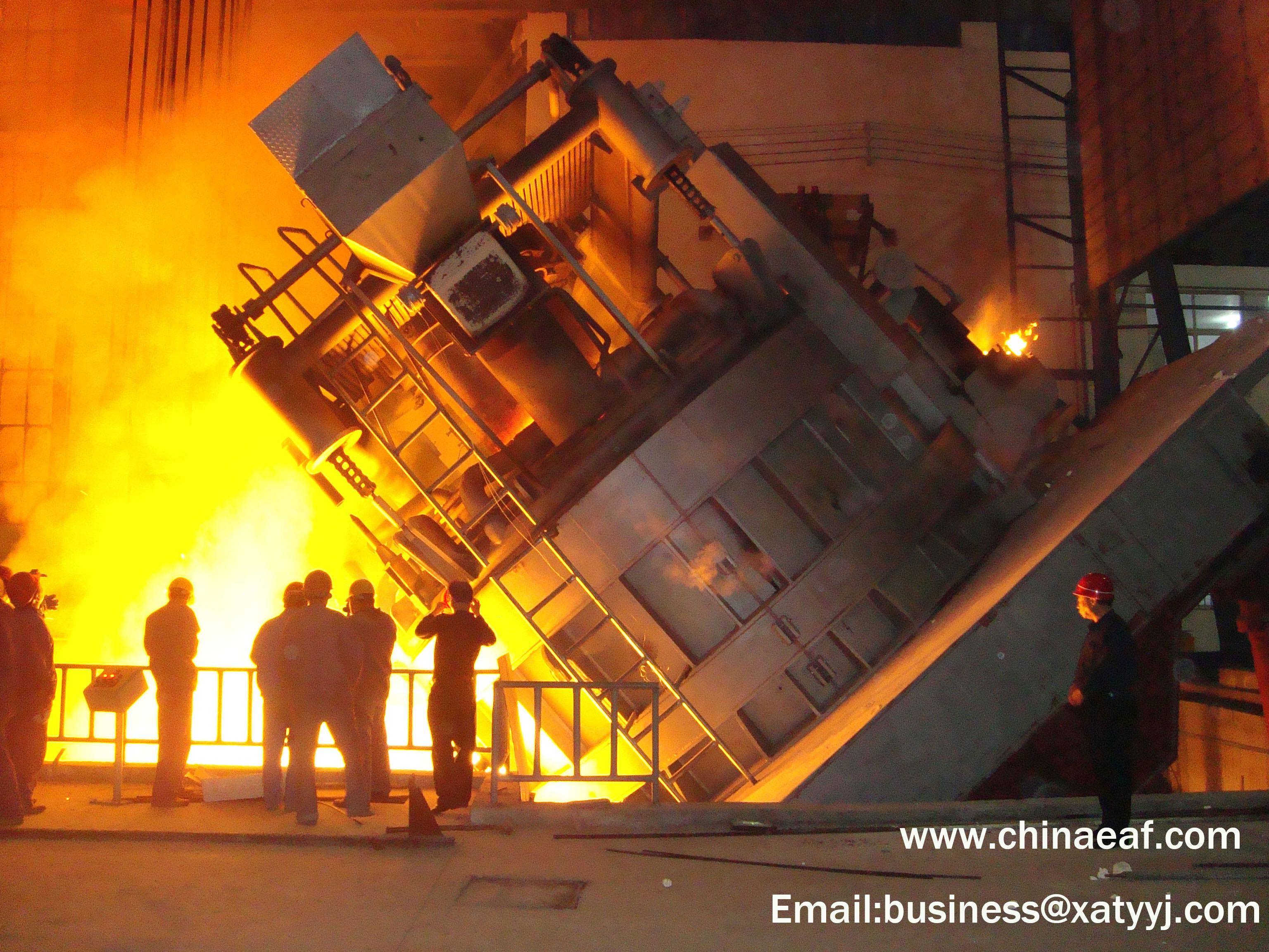 steel plant eaf electrical system Electric-arc furnace (eaf) is one of the most important pieces of equipment in the steel plant an eaf enables a plant to melt scrap as fast as possible with the maximum energy input.